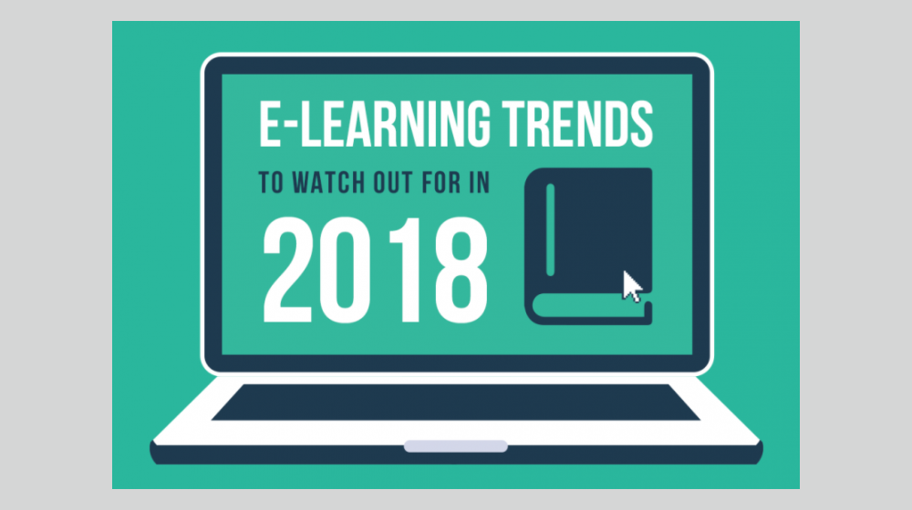 2018 E-Learning Trends