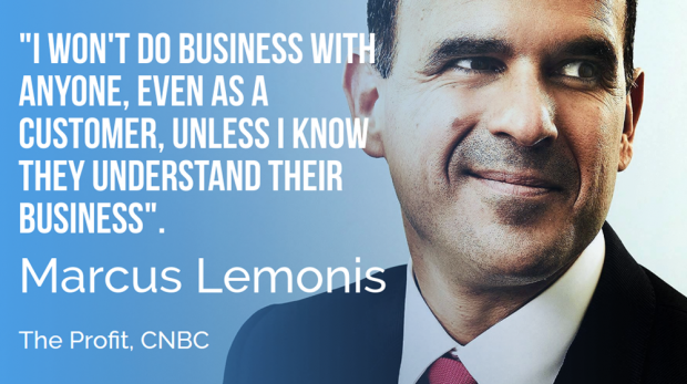 Brent Leary talks with the star of The Profit on CNBC, Marcus Lemonis, on how vulnerability is key to business success and making the most of opportunity.