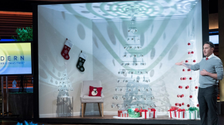 The Modern Christmas Tree Went from Family Tradition to Shark Tank