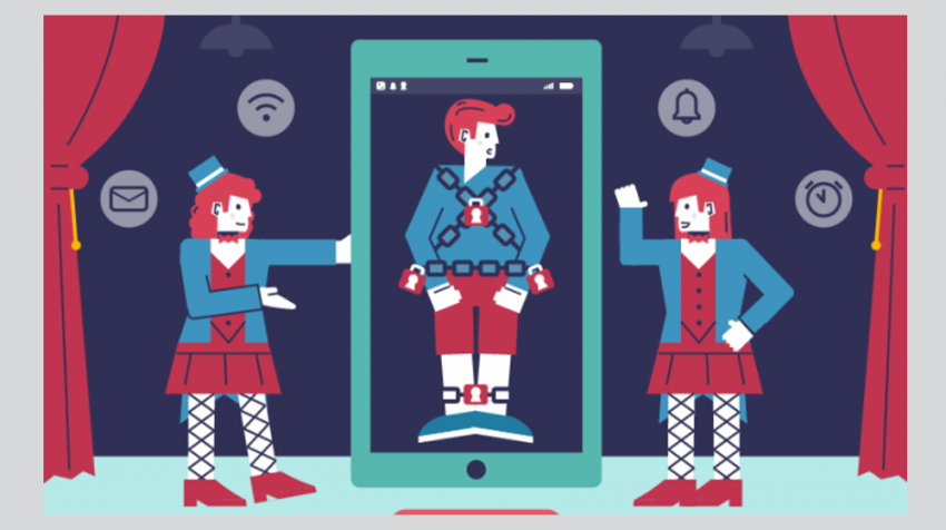 Are You Addicted to Your Smartphone? (INFOGRAPHIC)