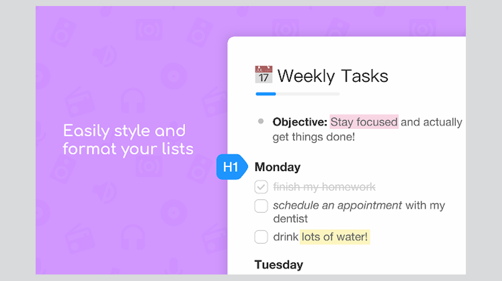 The Collaborative List App Taskade Provides Simple to Use Collaboration Software