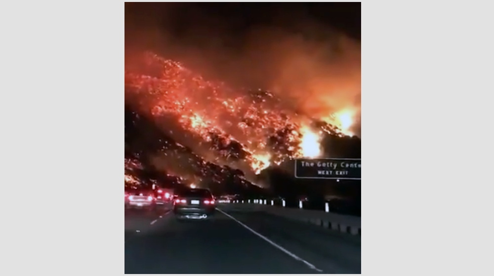Nav Apps Send Drivers into Wildfires