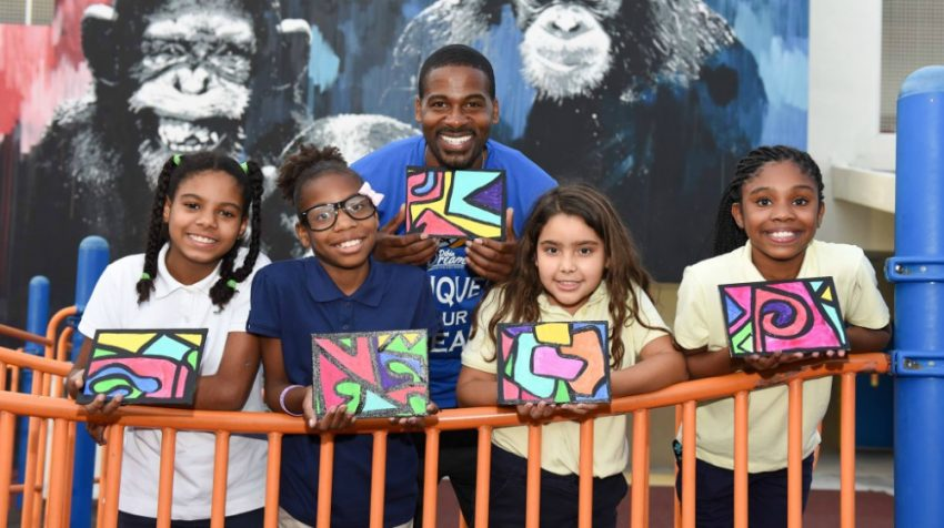Spotlight: Dibia DREAM Helps Kids Through STEM Sports Education Programs