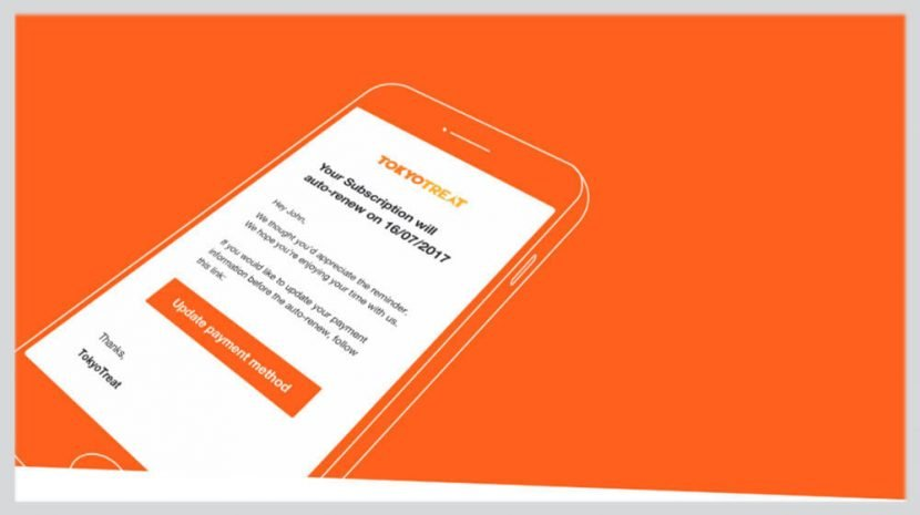 Transactional Emails for Subscription Businesses from Chargebee