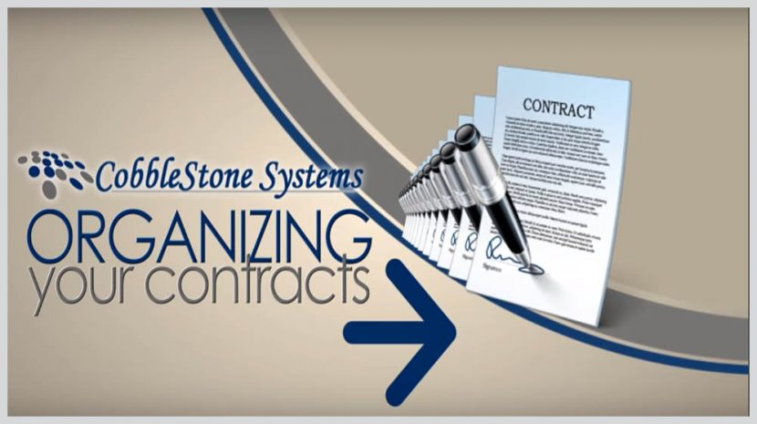 CobbleStone Software Contract App for Contract Pros