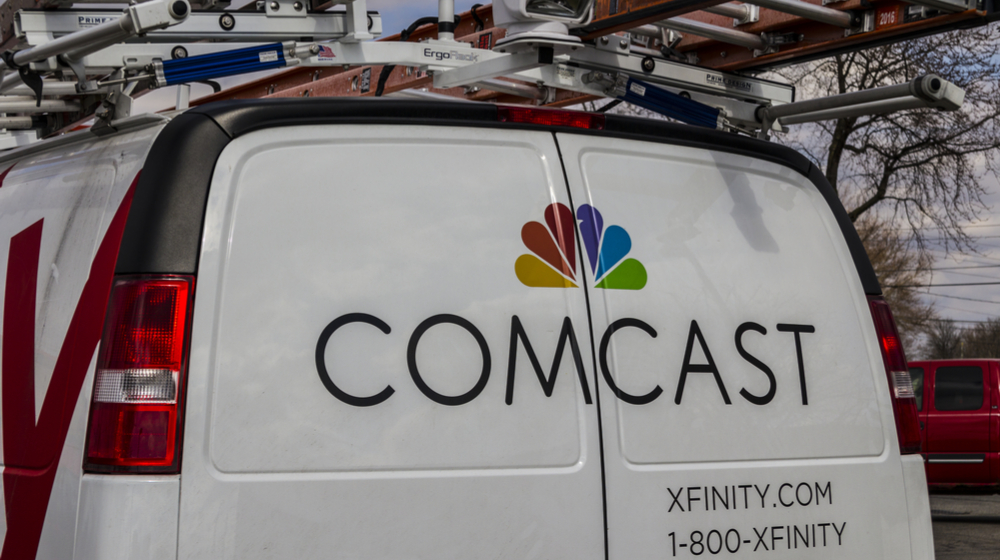 Comcast Offers Business Customers 4G Backup When the