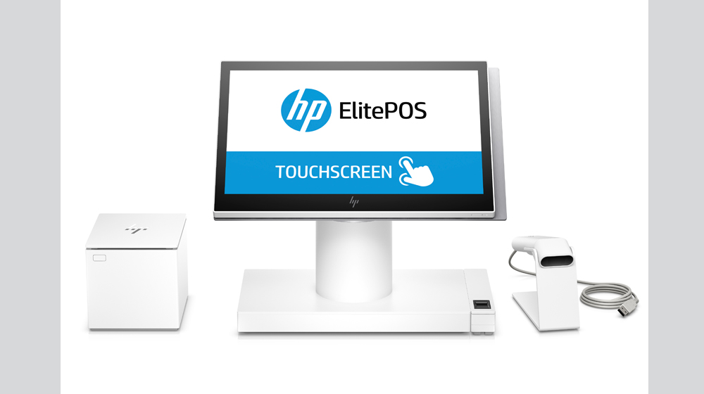 HP ElitePOS Update Includes New Color, More Personalization