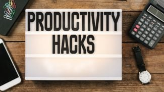 Top Productivity Hacks for 2018