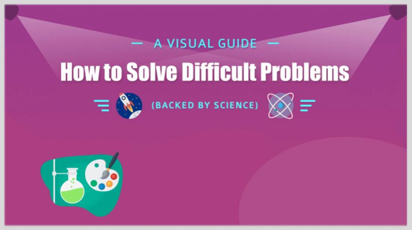 How to Solve Complex Business Problems (INFOGRAPHIC)