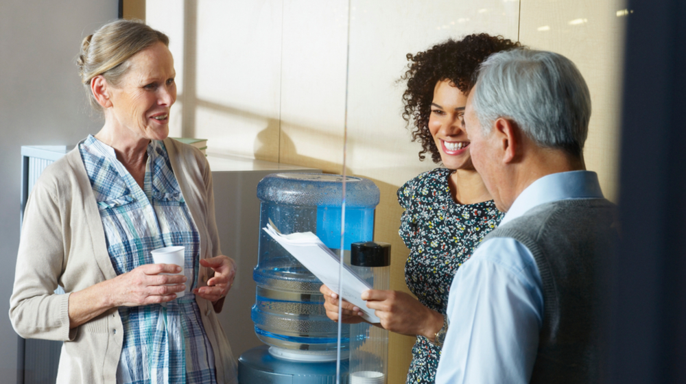 5 Dangers of Water Cooler Talk at Your Small Business and How to Prevent Them