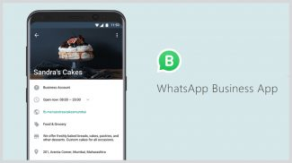 WhatsApp Business App Designed for Small Business