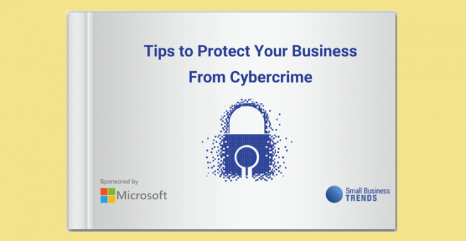 Cybercrime Security Ebook