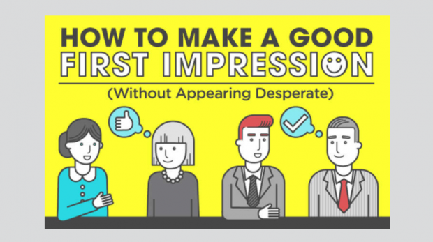 How to Make a Great First Impression in 30 Seconds or Less