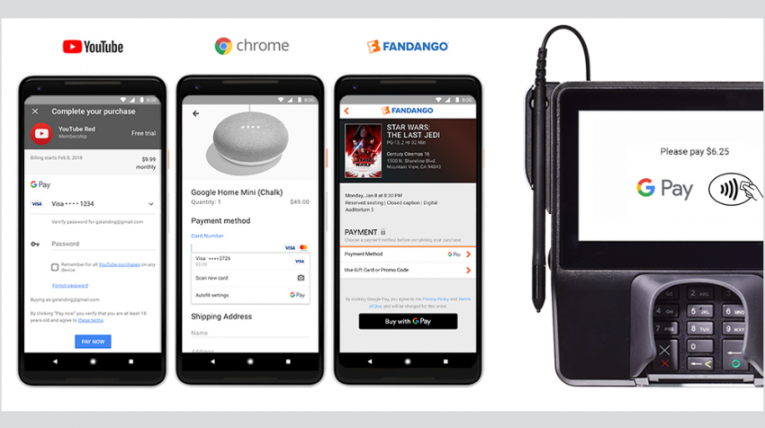 Launch of Google Pay Combines Android Pay and Google Wallet into One Service