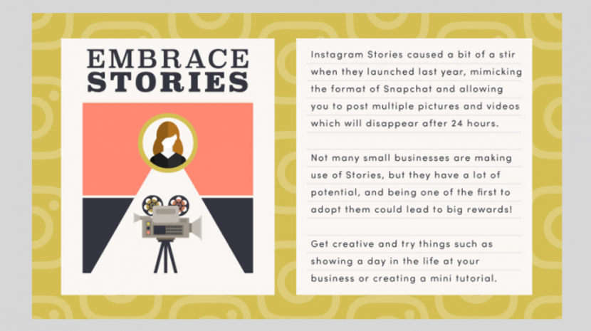 Tips for Growing Your Small Business Using Instagram