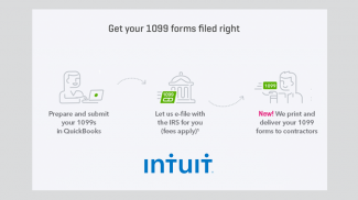 New QuickBooks 1099 Features Helps Small Businesses File Forms for Freelancers and Contractors