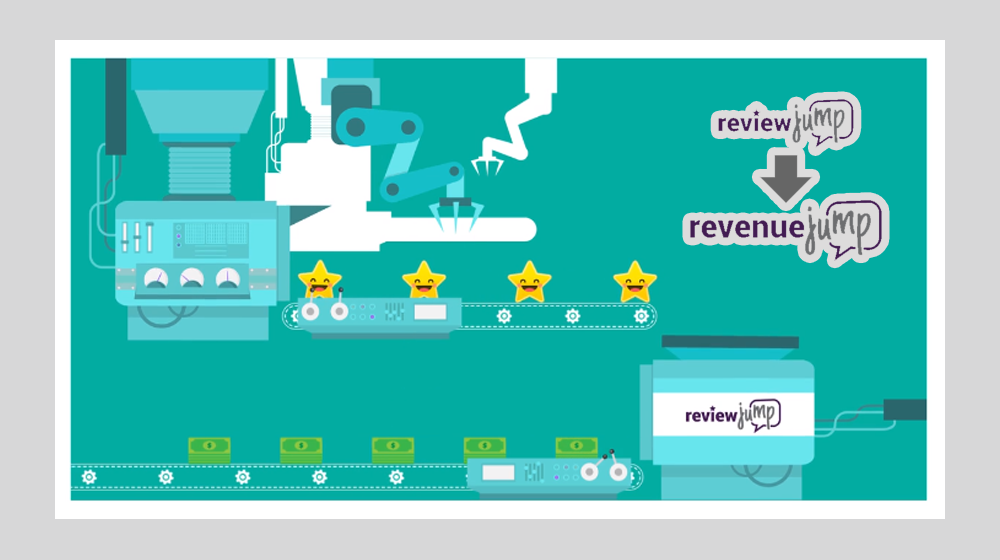 A Broader Mission of Helping You Turn Reviews Into Revenue is the Real Reasons Behind ReviewJump Changing its Name to RevenueJump