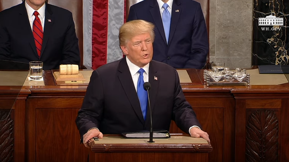 Trump Addresses Small Business in the State of the Union Address -- Dems Say He Comes Up Short