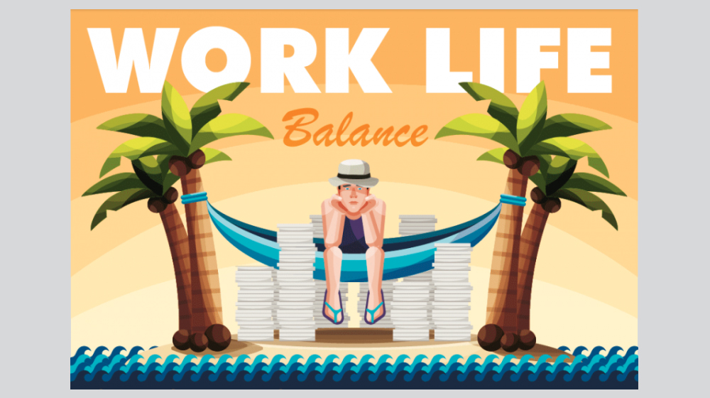 The Work-Life Balance Statistics of Your Employees (INFOGRAPHIC)
