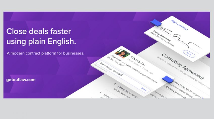 Make Deals for Your Business in Plain English with Outlaw Contract Platform