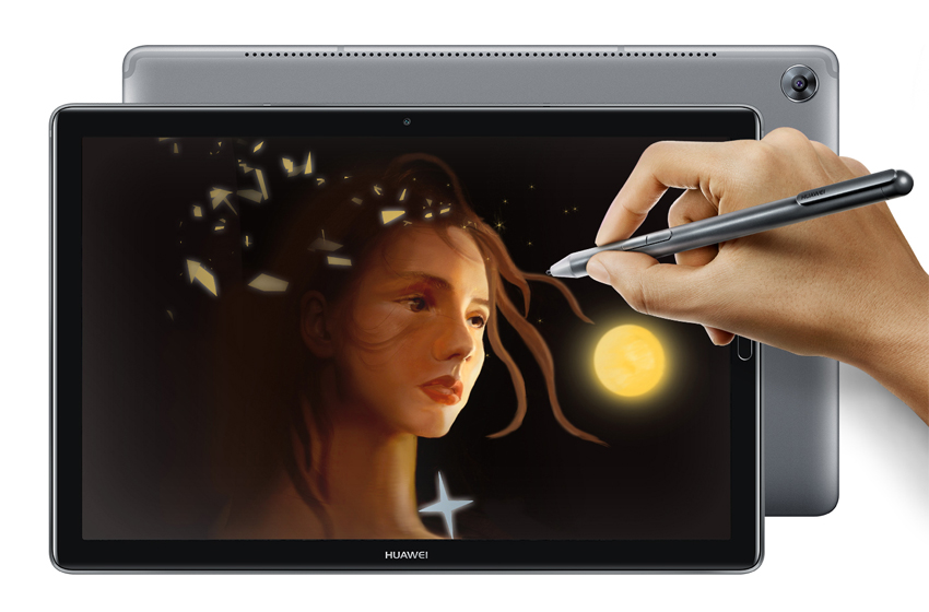 Huawei Announcements at Mobile World Congress 2018 Include New Mobile Tablets and Touchscreen Notebook