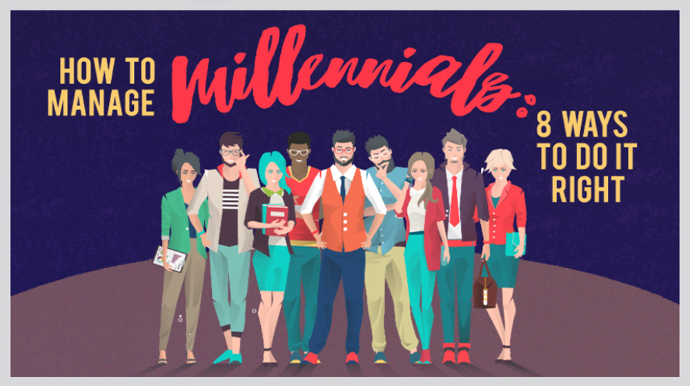 Want to Know How to Manage Millennial Employees Successfully? Read This (INFOGRAPHIC) - Small Business Trends