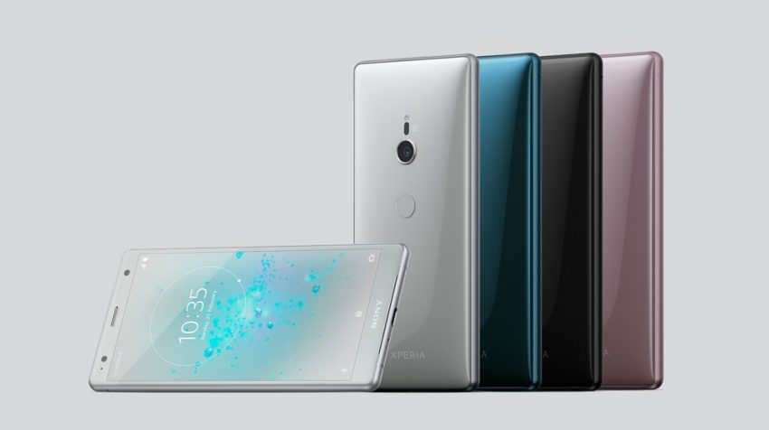 The New Sony Xperia XZ2 Made for Creators