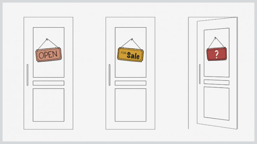 48% Who Want to Sell Have No Business Exit Strategy