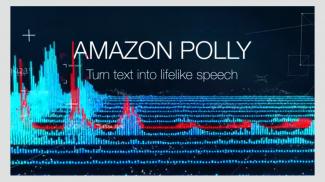 Amazon Polly WordPress Plugin Turns Sites Into Talking Blogs