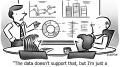 Consultant Business Cartoon