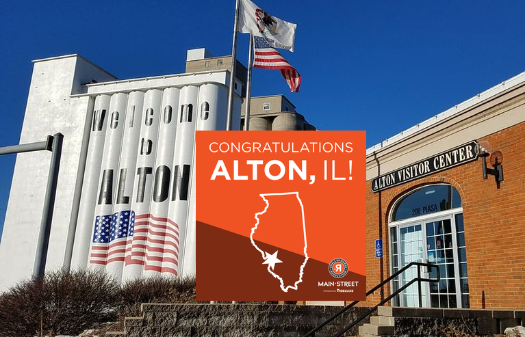 City Selected for Third Season Of Small Business Revolution-Main Street is Alton Illinois