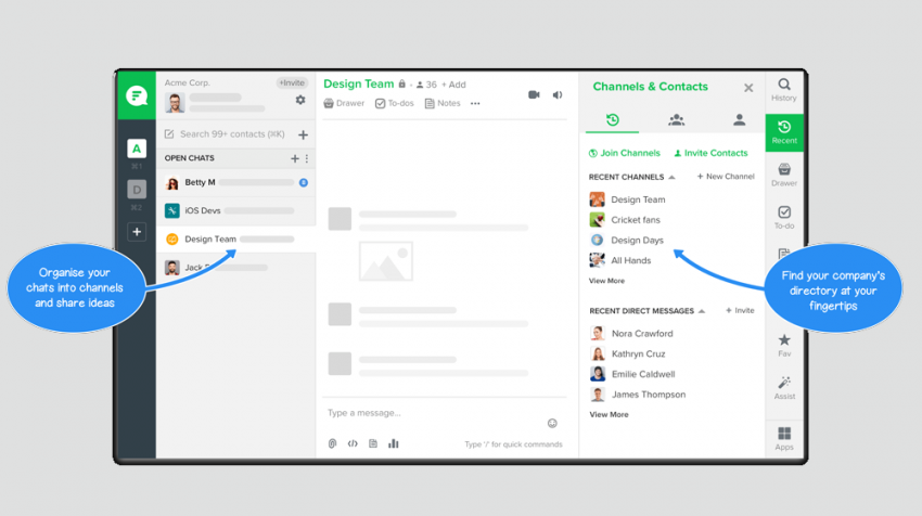 Do New Third-Party Collaboration Features from Flock Separate It from Slack?