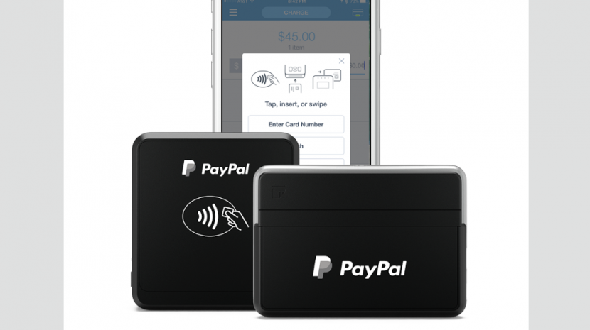 Introducing PayPal Here Card Readers