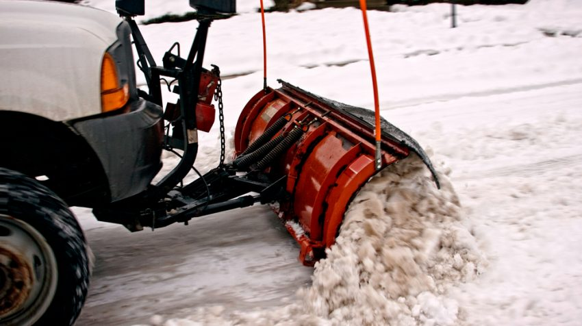 How to Start a Snow Plowing Business