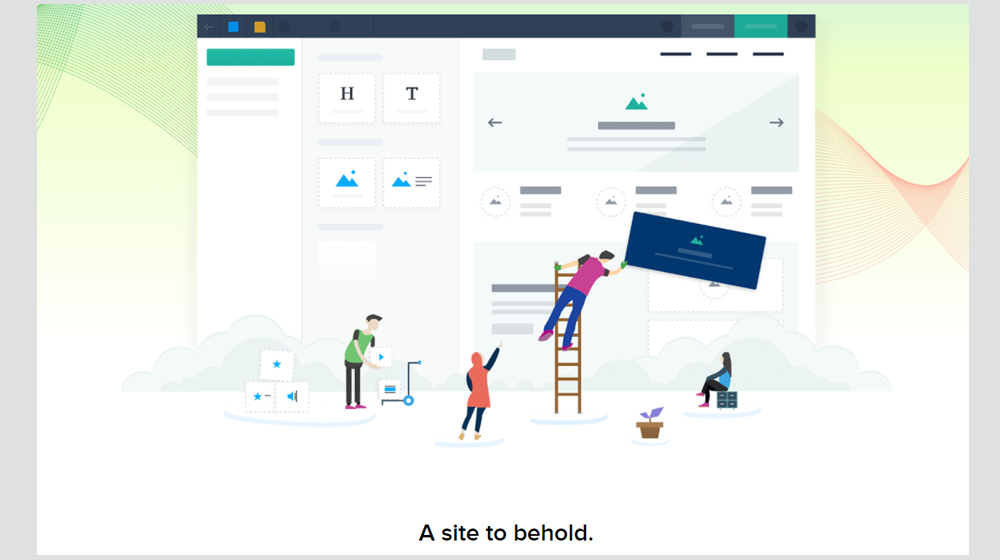 Zoho Sites Allows for Low-Code Website Builds