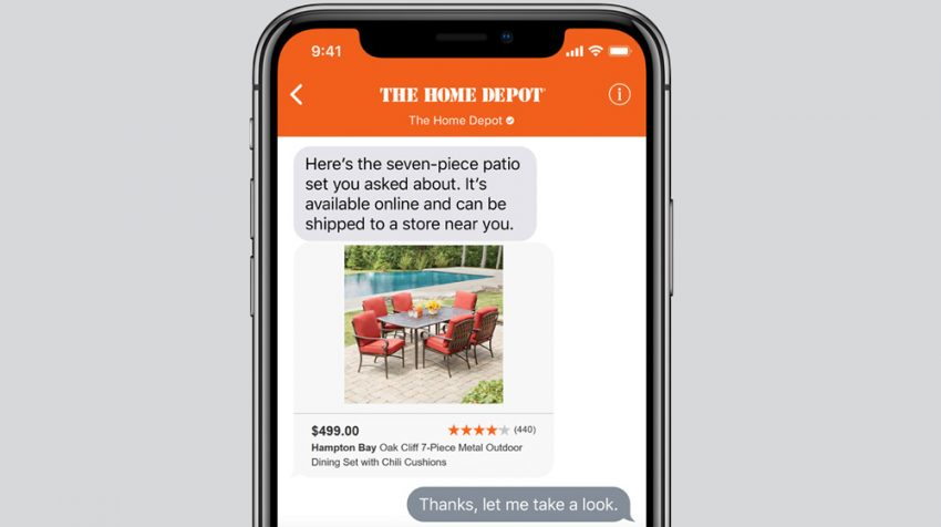 Apple Launches Business Chat on iMessage with New OS Release