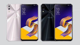 ASUS Announces ZenFone 5 Series Smartphones