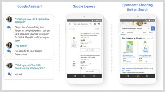 Google Shopping Actions Will Fill Your Customers' Carts