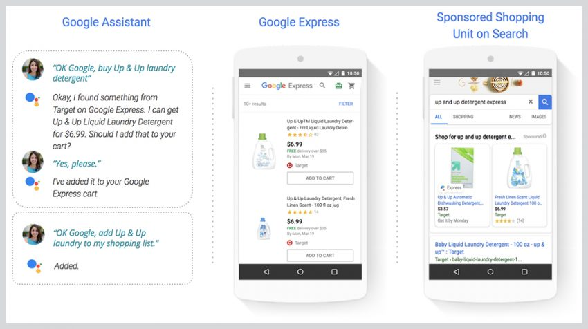Google makes it easier to buy what you search for