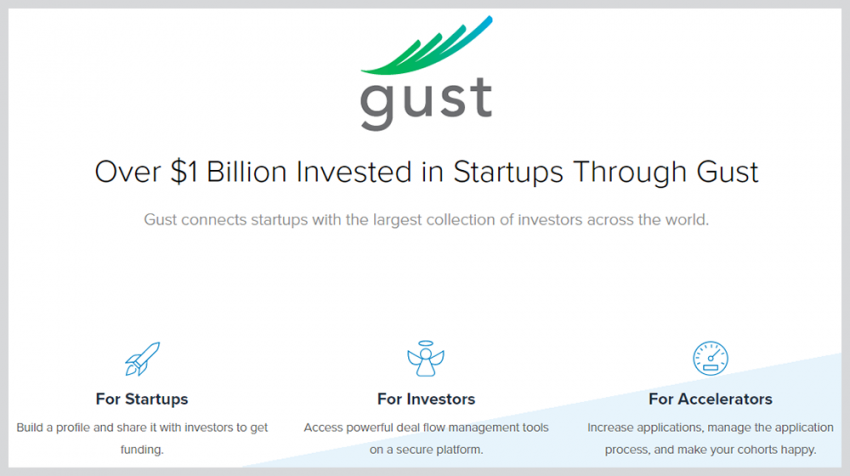 Gust Startup Funding Evaluation Engine Tells Founders Their Funding Potential