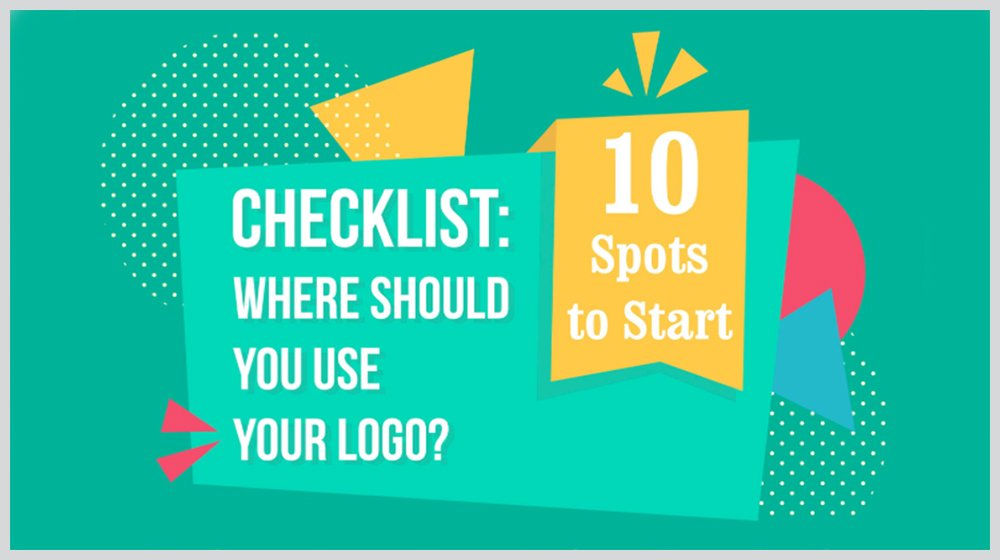 Where to Put Your Business Logo