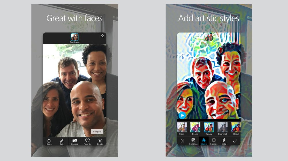 Microsoft iOS Camera App Turns Business Cards into Contacts - Cusp ...