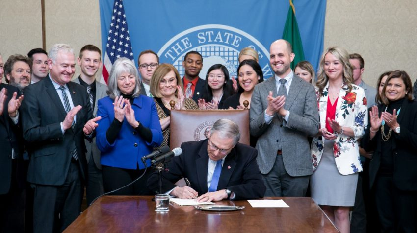 Washington state passes laws protecting net neutrality