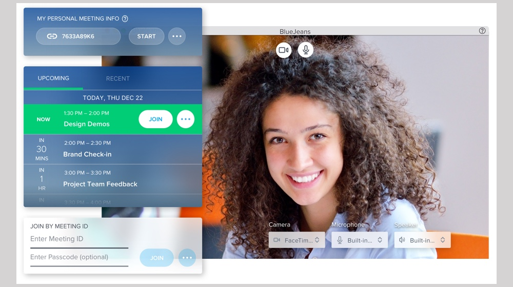 Updated Platform Provides BlueJeans Multi-Device Video Conferencing and More
