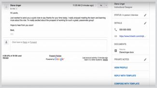Google Hire Gmail Add-On Now Lets You Make Employment Decisions Right in Gmail