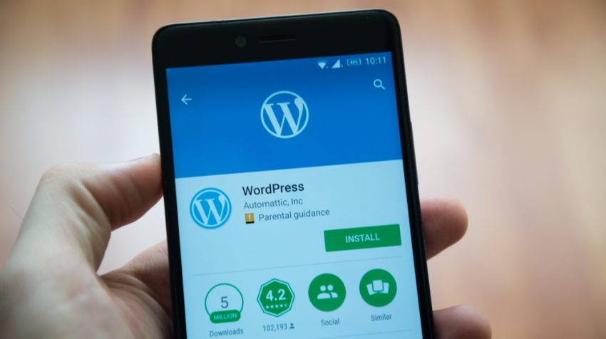 WordPress Powers 30 Percent of Websites