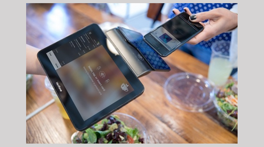 Paysafe And Verifone Offer Mobile Pos To Restaurants And