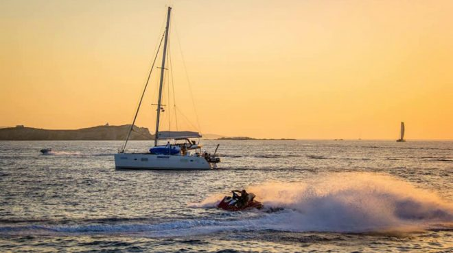Spotlight: Exotic Sailing Company Unplugged Yacht Charters Makes a Business Out of Sailing in an Exotic Locale