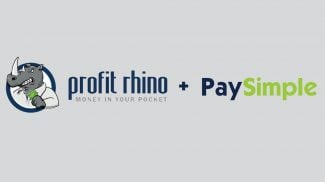 PaySimple and Profit Rhino Partnership Benefits Home Service Businesses