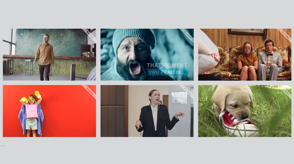 Slidely and Shutterstock Partnership Adds 9 Million Videos to Promo Platform